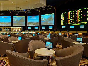Caesars Palace Sports Book Review The Vegas Parlay