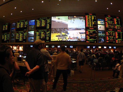 Green Valley Ranch Colorado >> March Madness in Las Vegas - First Round Point Spread Odds ...