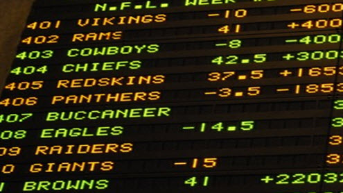 NFL Week One Point Spreads Now Available in Las Vegas ...