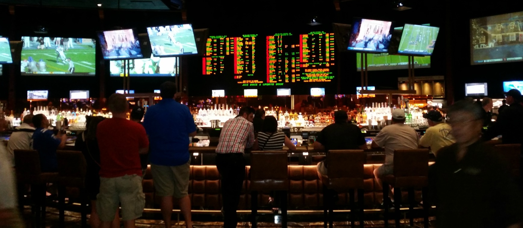 Caesars Palace Sports Book The Vegas Parlay