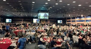 Super Bowl In Vegas Scenes From The Sports Book The