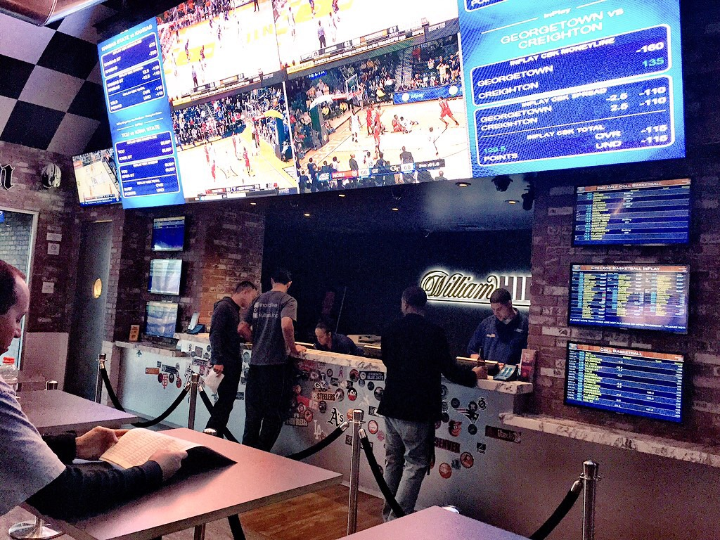 Mgm grand football betting lines should professional sports teams entice betting