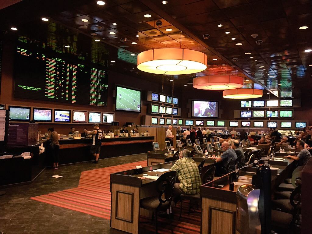 Las Vegas Sports Book Review Harrah S The Vegas Parlay