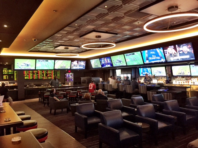 Best Las Vegas Sports Books The California Sports Book